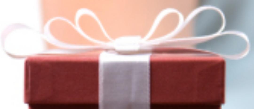 Cadeaus voor studenten
