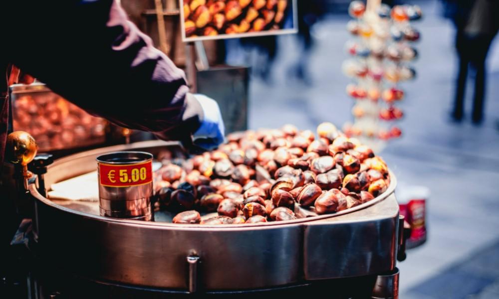 Bestel je noten bij een notenbranderij!